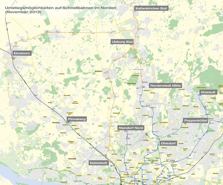 HVV-Map