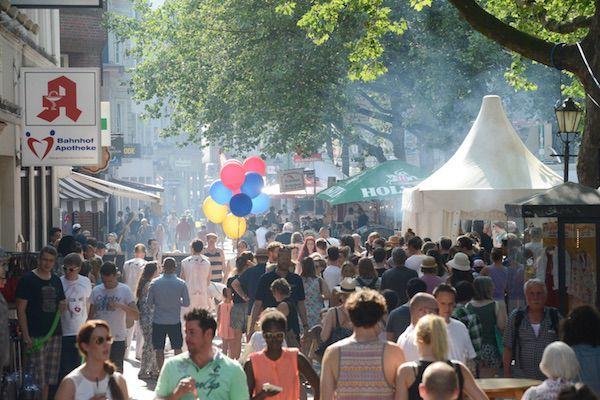 Street Festival in Altona