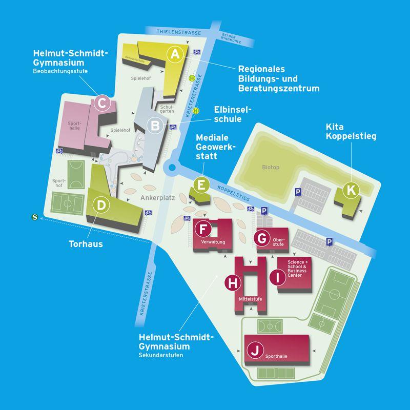 Map Education Centre Tor zur Welt