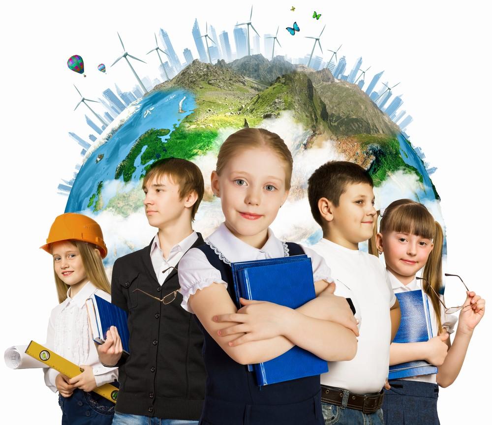 Дети будущее россии фото