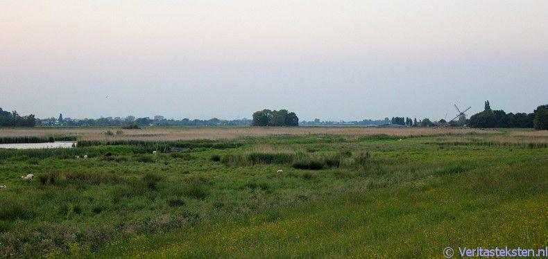 Veritasteksten on Zweth polder