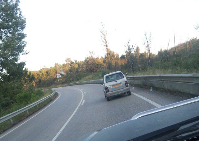 motorway driving in portugal