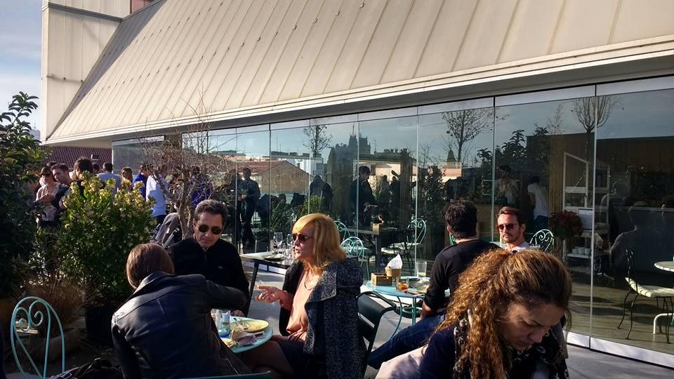 Forus Barcelo - Sunny day