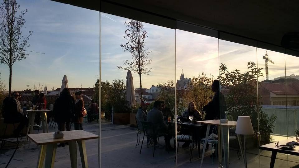 forus barcelo winter terrace