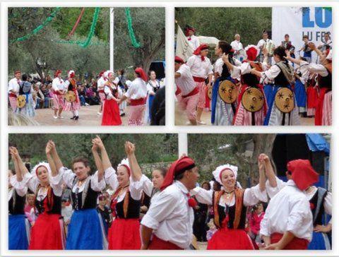 Traditional costume, dance, nice france