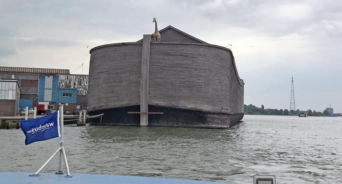 Arc of Noah in Dordrecht area