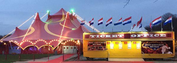 circus festival den haag