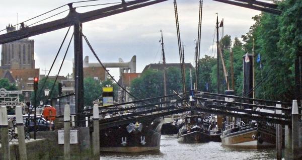 Dordrecht drawbridge