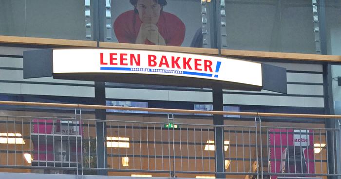 Leen Bakker store in The Hague