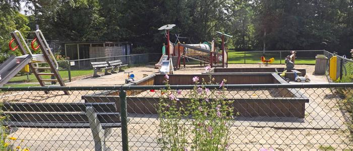 Te Werve playground in Rijswijk