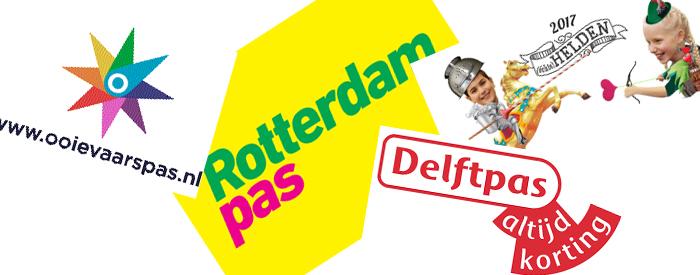 Zuid-Holland municipal passes