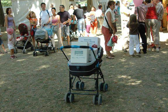 Child neglect, Galliac wine fair 1998?