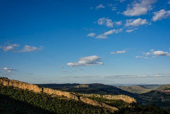 I drove through breath-taking El Maestrat scenery