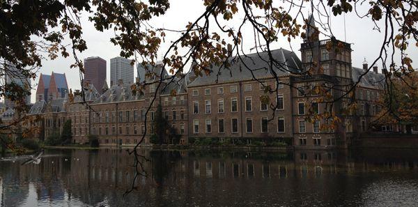 short winter days in Holland