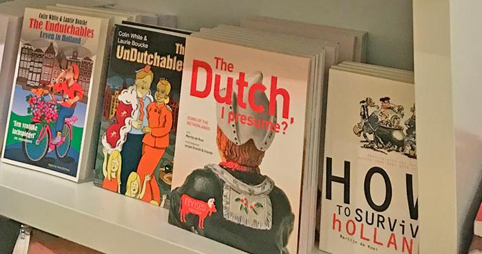 books about Dutch culture