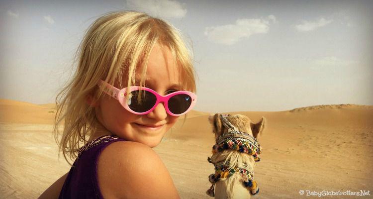 Kids in the UAE