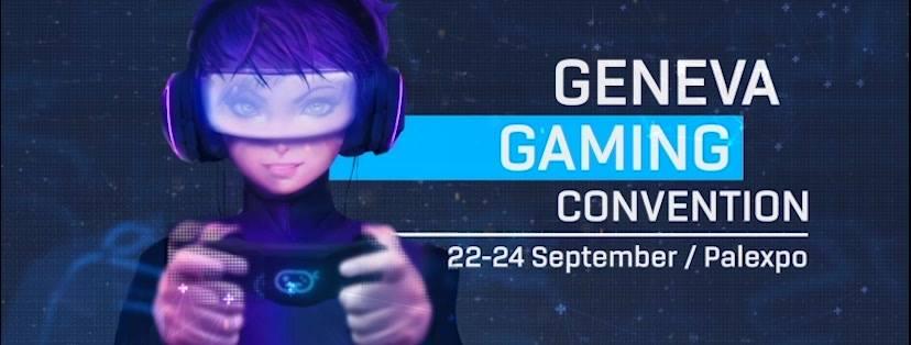 Geneva Gaming Convention advert