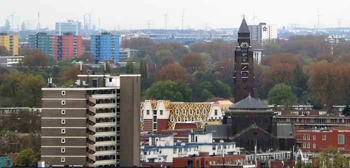 The Hague Escamp district