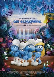 Smurfs - The Lost Village film poster