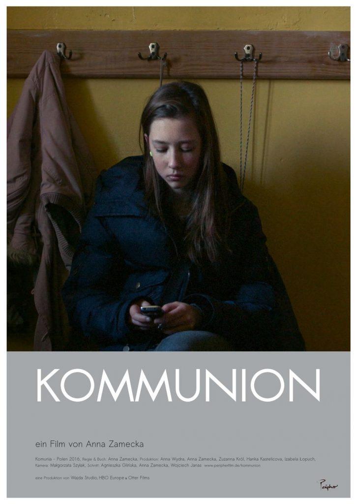Communion Film Poster