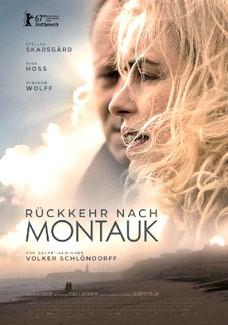 Return to Montauk film poster