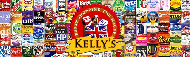 expat international American British foods store Hague Netherlands