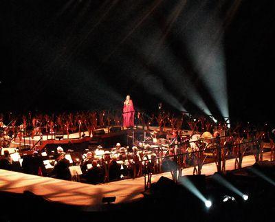 Barbra Streisand Amsterdam concert review