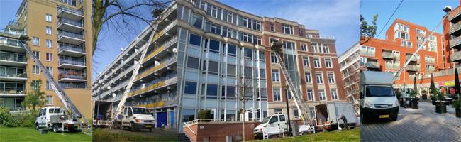 international removals services in Holland Netherlands
