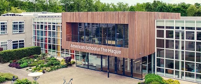 English speaking school The Hague Netherlands