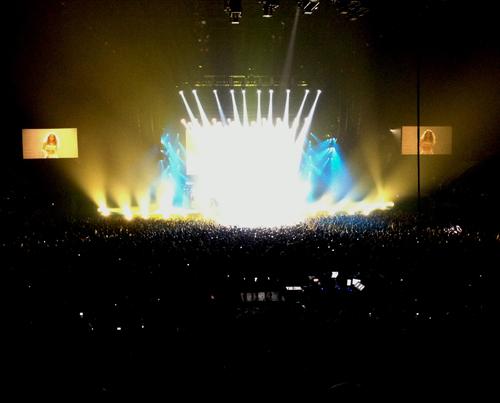 Jennifer Lopez concert Rotterdam Ahoy Arena