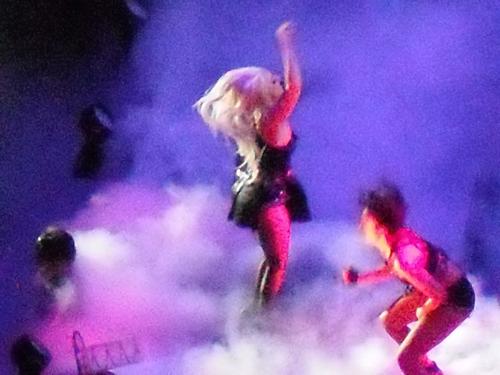 Lady Gaga concert Amsterdam Netherlands