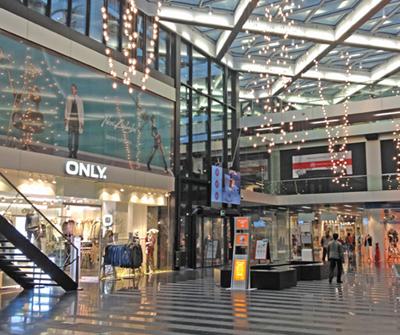 New Babylon winkelcentrum