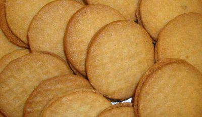 Punselie stroop koekjes