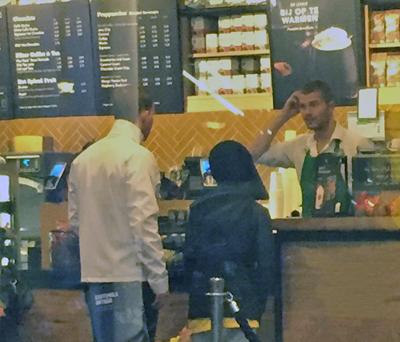 Starbucks in The Hague