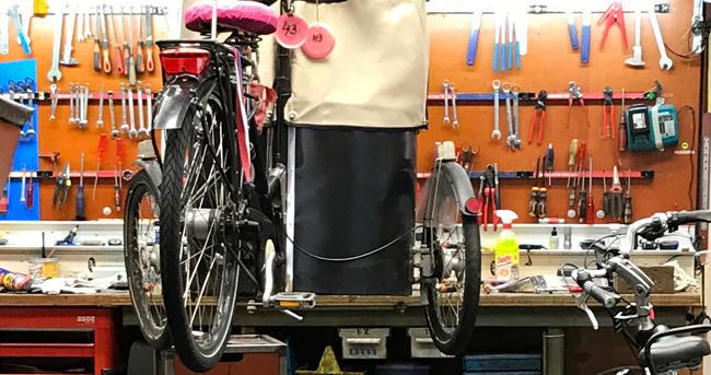 bike repairs servicing center The Hague Holland