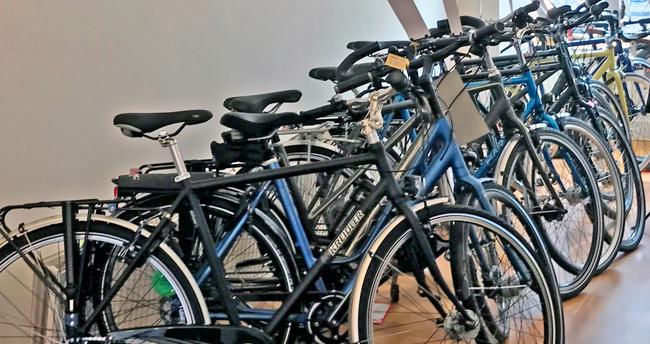 fietsen winkel Den Haag verkoop electric bikes Netherlands