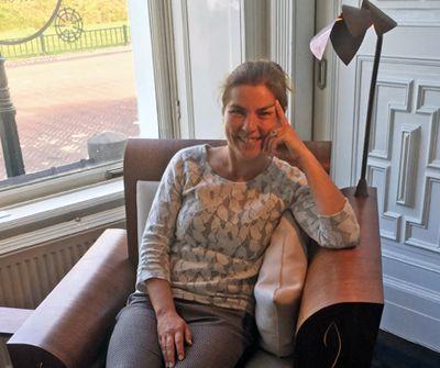 Marieke Hoekstra at Bloom Den Haag