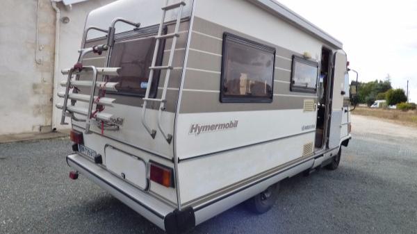 Classic hymer b594 motorhome 5 berth 1991 cars for Classic house 1991