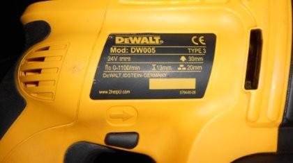 dewalt sds drill 24v 005//hammer drill//24v dewalt cordless