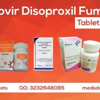 Generic Tenofovir 300mg Online | Tenvir Tablets Price| Indian HIV
