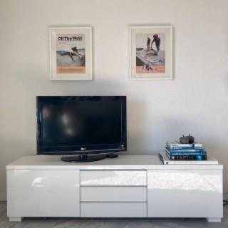 Ikea Besta Burs Tv Stand Home Garden Classifieds French