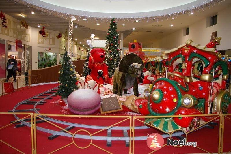Rock Centre Cafe Christmas Day Menu