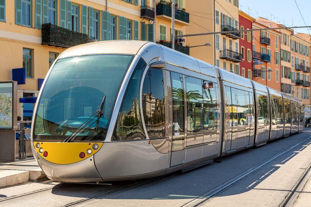 Nice Tramway Riviera Angloinfo